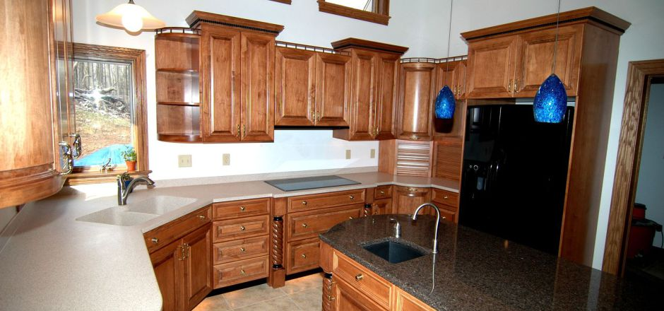 Since 1989 Custom Wood Creations Has Been Producing Quality Cabinetry,  Custom Kitchens, And Commerical Display Units For Clients In Southeastern  ...